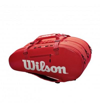 Wilson SUPER TOUR 3 COMP RED