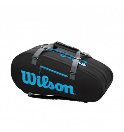 Wilson ULTRA TOUR 15PK Black/Blue/Silver