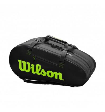 Wilson SUPER TOUR 3 COMP Charco/Green