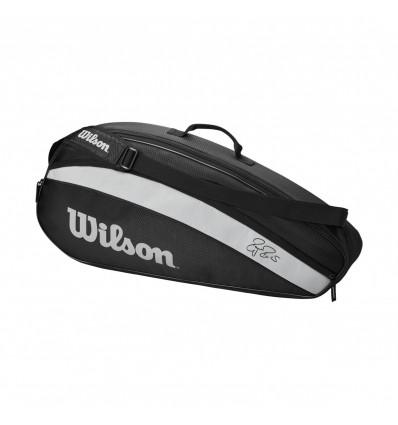 Wilson RF Team 3PK Black/White