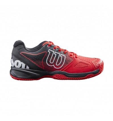 Wilson DEVO BANDEJA Red/Black
