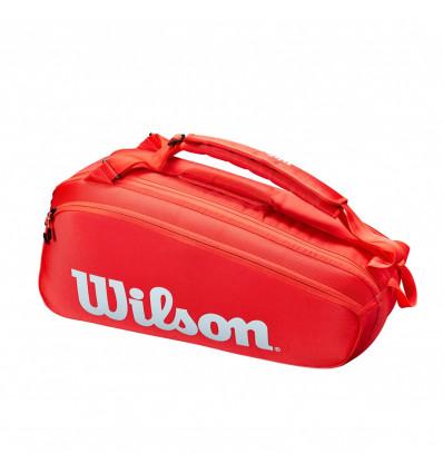 Wilson ULTRA TOUR 6PK Red
