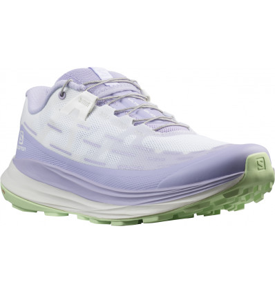 Salomon ULTRA GLIDE W Lavender/White/Patina Green