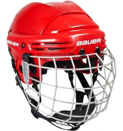 Bauer 2100 Combo Red