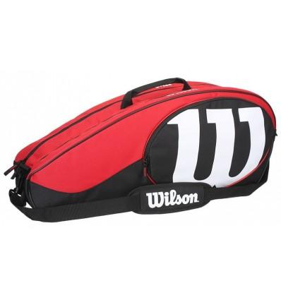 WIlson Match II 12 Pack Bag BKRD