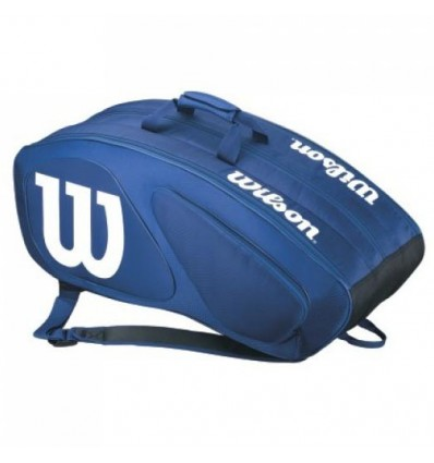 WIlson Team II 12 Pack Bag NY