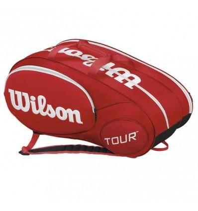 WIlson Mini Tour 6 Pack Bag RD